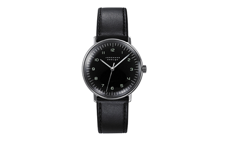 MODERN WATCHES | MAX BILL MANUAL NUMBERS WRIST WATCH