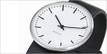 MODERN WATCHES | ARNE JACOBSEN CITY HALL WATCH