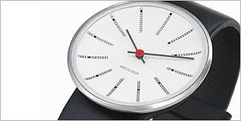 MODERN WATCHES | ARNE JACOBSEN BANKERS WATCH