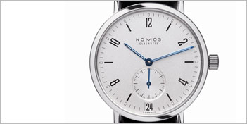 MODERN WATCHES | NOMOS TANGENTE SPORT WATCH