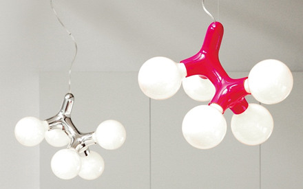 NEXT | DNA DOUBLE PENDANT LAMP