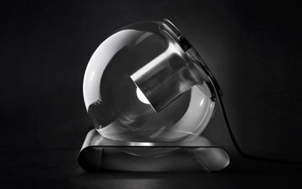 OLUCE | THE GLOBE TABLE LAMP
