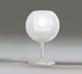 Penta Light Glo White Table Lamp