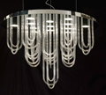 Penta Light Kaskade Round Pendant Lamp