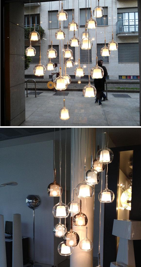 Penta Light Glo Mini Pendant Surrounding Com