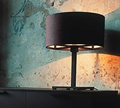 Penta Light Wood Table Lamp