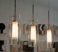 Penta Light Pan Pendant Lamp