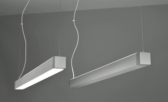 Rezek Artemide 2 5 Square Pendant Lamp Surrounding