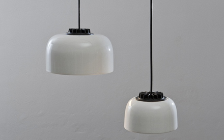 SANTA & COLE | HEADHAT CERAMIC PENDANT LAMP
