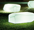 Serralunga Meteor Illuminated  Stool