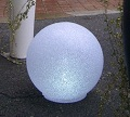 Serralunga Crystal Moon Floor Lamp
