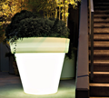 Serralunga Vas Illuminated Planter