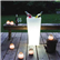 Kabin High Planter Illuminated
