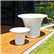 Cone Big Outdoor Planters
