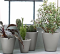 Serralunga New Pot Planters 12, 23, 28