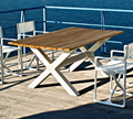 Serralunga Furniture Banquete Outdoor Table