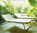 Serralunga Furniture Time Out Reclining Chaise Lounge