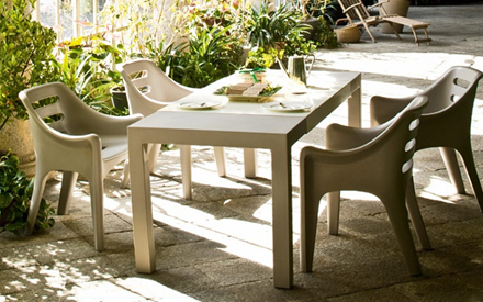 SERRALUNGA FURNITURE | SVEDESE OUTDOOR TABLE