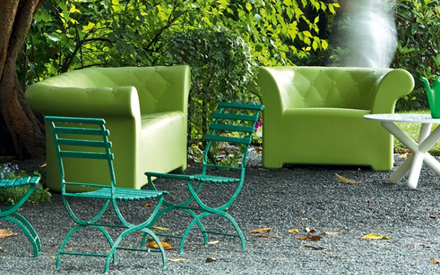 SERRALUNGA FURNITURE | SIRCHESTER OUTDOOR ARMCHAIR