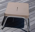 Serralunga Furniture Time Out Outdoor Stool