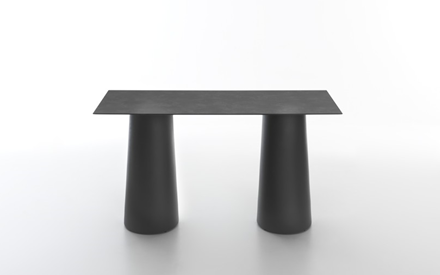 SERRALUNGA FURNITURE | LOU LOU OUTDOOR SQUARE TABLE