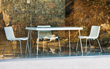 SERRALUNGA FURNITURE | TIME OUT OUTDOOR TABLE