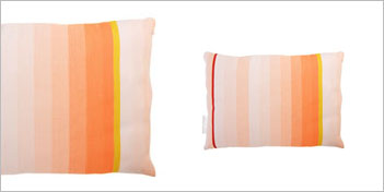 THOMAS EYCK | T.E. 039 CUSHION LIGHT ORANGE