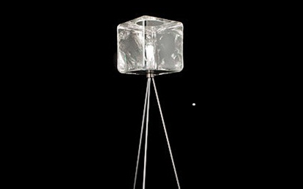 VISO | H20 CUBE FLOOR LAMP